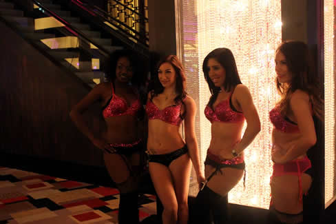 Planet Hollywood Casino Girls