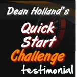 dean holland quick start challenge testimonial