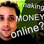 how long to start making money online